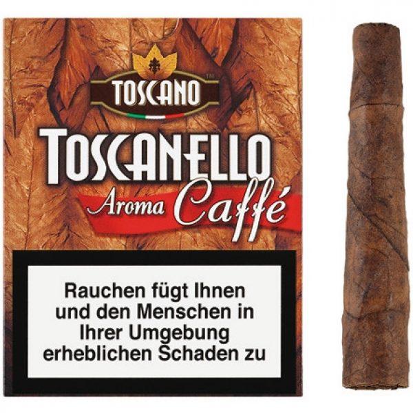 xì gà toscanello caffe